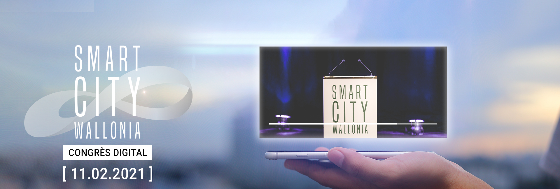 Retour sur le Congrès digital Smart City Wallonia
